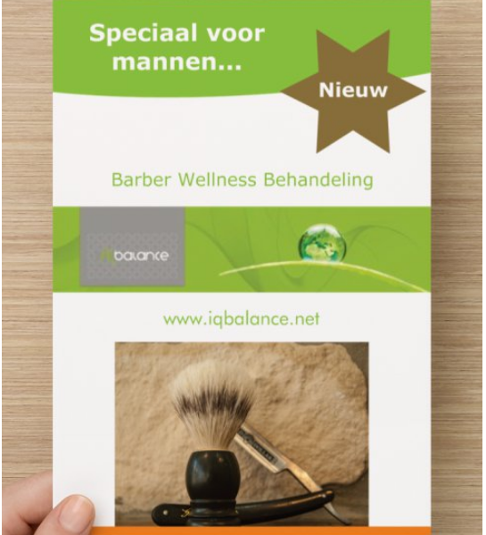Barber Wellness Behandeling