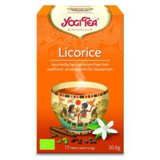 YogiThee Licorice